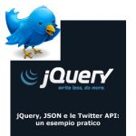 jQuery, json e le Twitter API: un esempio pratico