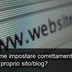 SEO: come impostare correttamente le url del proprio sito/blog?