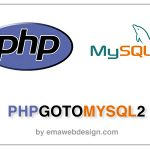 phpgotomysql2: superati i 100 download e rilasciata la versione 1.1 che presenta qualche novità
